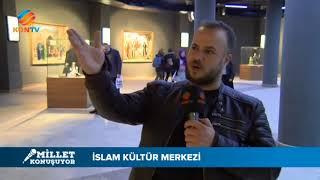 Millet Konuşuyor - İrfan Medeniyeti Araştırma ve Kültür Merkezi - 18 ARALIK 2017