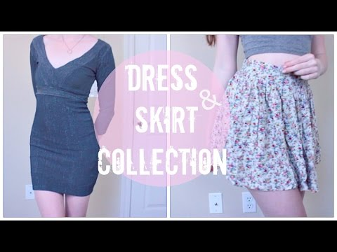 My Dress & Skirt Collection