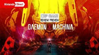 Nintendo Direct Reaction presents Daemon x Machina Blasts Off To The Nintendo Switch