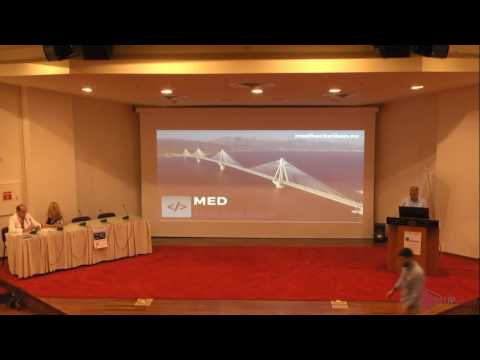 MEDHackathon - Conference day, University of Patras, July 2016