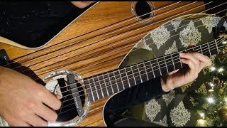 O Holy Night - Harp Guitar - Jamie Dupuis