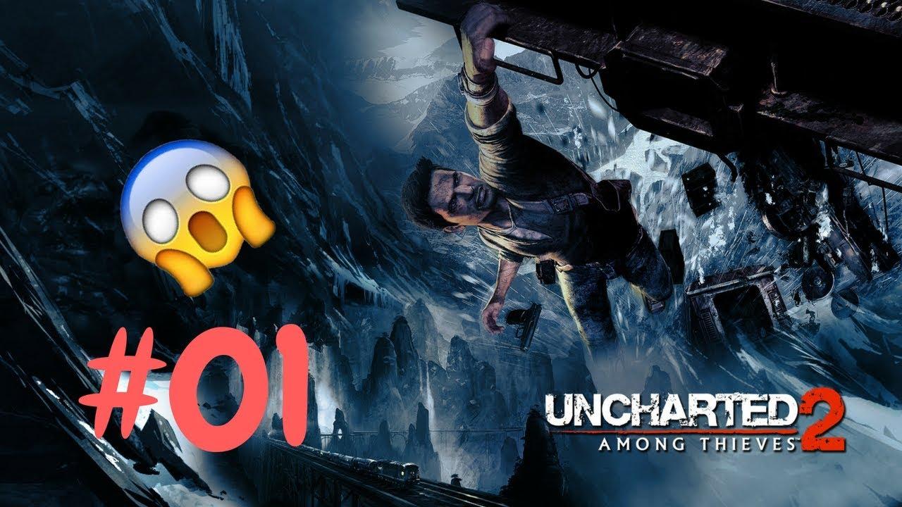 Download UNCHARTED 2 IL COVO DEI LADRI PS4 Walkthrough Gameplay ITA HD #01 Partiamo bene...finiremo male!!!