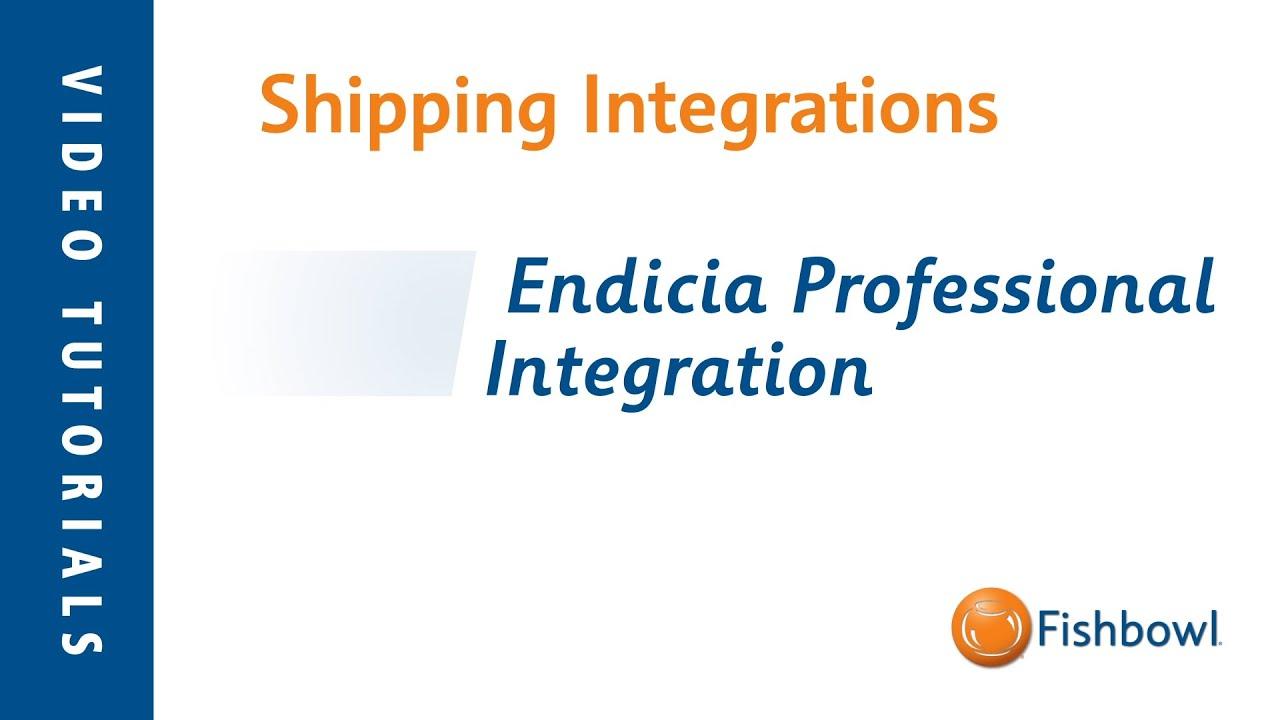 Shipping Integration - Fishbowl