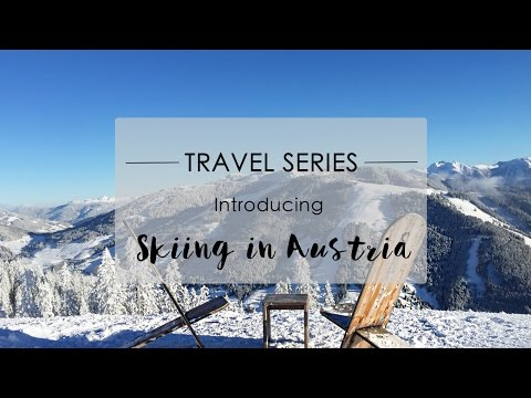 TRAVEL SERIES: Skiing in Austria Phoebe Greenacre | Wood and Luxe