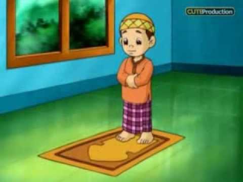 Hasil gambar untuk doa iftitah kartun
