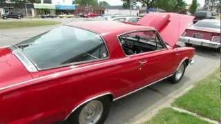 Cruisin Gratiot 2012 - 1964 Plymouth Barracuda