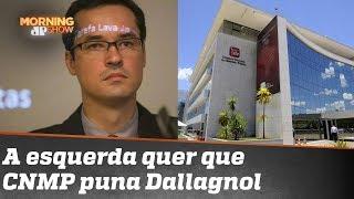 As palestras de Deltan Dallagnol