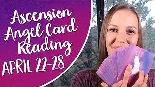 Ascension Angel Card Reading ~ A Big Week For Manifestation! ~ April 22 - 28th 2018