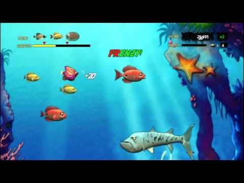 Fish game Feeding Frenzy for clever Kids 2 from YouTube · Duration:  8 minutes 1 seconds