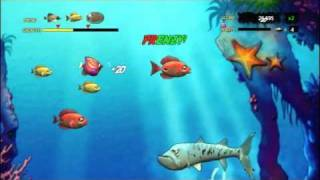CGRundertow FEEDING FRENZY for Xbox 360 Video Game Review