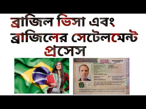 Brazil Tourist Visa And Settlement
