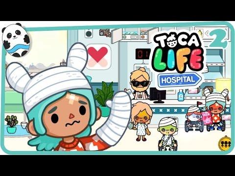 toca-life:-hospital-(toca-boca)-part-2---best-app-for-kids