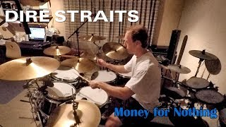 Dire Straits - Money for Nothing (Drum Cover)