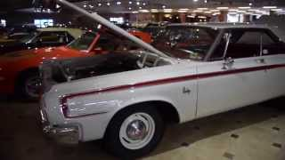 Walk Around & Start 1964 Dodge 440 Max Wedge #R107