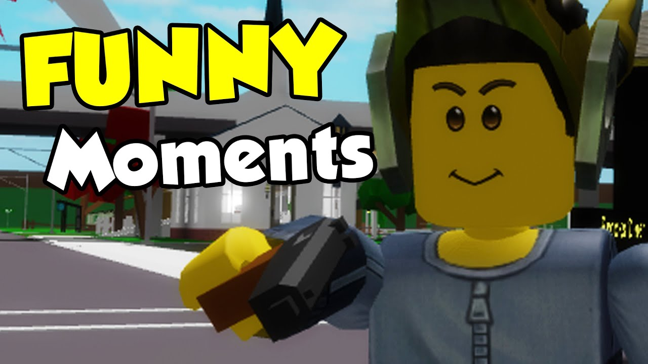 ROBLOX BROOKHAVEN RP FUNNIEST MOMENTS (Cranky Brookhaven RP
