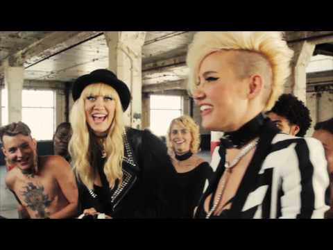 NERVO ft. Kylie Minogue, Jake Shears & Nile Rodgers - The Other Boys (Official Behind The Scenes)