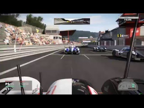 Spa - Multi-Class Endurance Race -...