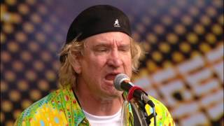 Joe Walsh - Rocky Mountain Way - Eric Claptons Crossroads Festival