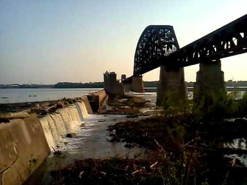 Ohio River Dam