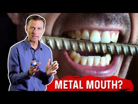 The 7 Reasons Why You Experience a Metallic Taste in Your Mouth