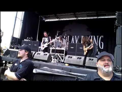 As I Lay Dying- Through Struggle Mayhem Fest Dallas Live