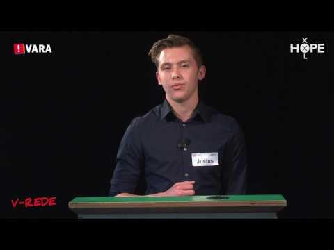 V-Rede van Justus Mater - De nieuwste School, Tilburg