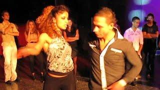 Junín Salsa Congress 2012 ~ Baile Social Viernes ~ La Alemana - II