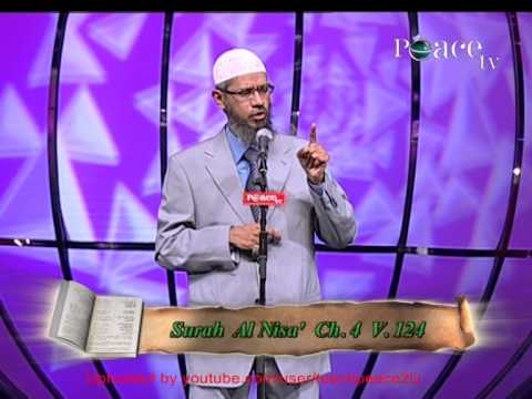 Women's Right In Islam Protected Or Subjugated, Part 1, Dr Zakir Naik