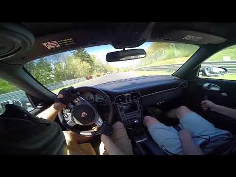Racetrack POV | Porsche 997 Carrera S | Nuerburgring | Nordschleife Onboard
