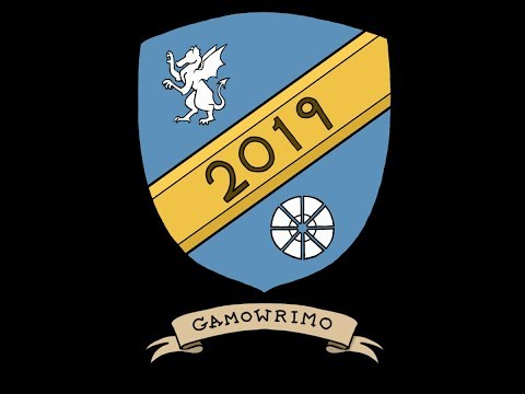 #gamowrimo 2019 Live Chat