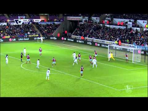 Swansea striker Bafétimbi Gomis honours France