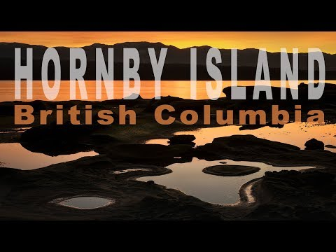 Photographing the Landscape  Hornby Island