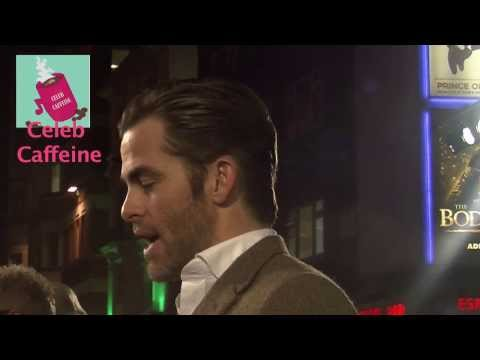 Jack Ryan: Shadow Recruit Premiere -  Aspects Chris Pine tried to explore in Jack Ryan's character