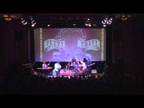Tom Petty - Even The Losers - PETTY THEFT, SF Tribute - Mystic Theatre 2013 live video