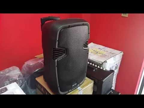 Caja Karaoke Maxima 400W Reales.