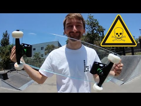 THE 10 MOST DANGEROUS SKATEBOARDS OF ALL TIME!