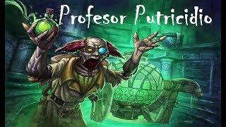 Hearthstone   Mazo Barato Cazador vs Profesor Putricidio