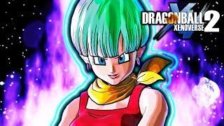 Dragon Ball Xenoverse 2 PC: Ultra Instinct Bulma DLC Mod Gameplay (A Tribute To Hiromi Tsuru)
