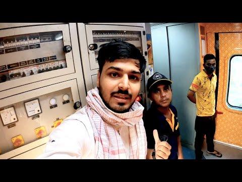 Mumbai Special Rajdhani Journey *Salute to Railway Staff* 🙏