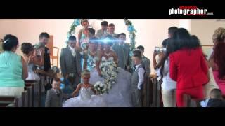 West Drayton Gypsy Wedding Kathrina & Larry
