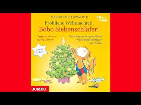 Fröhliche Weihnachten, Bobo Siebenschläfer! YouTube Hörbuch Trailer auf Deutsch