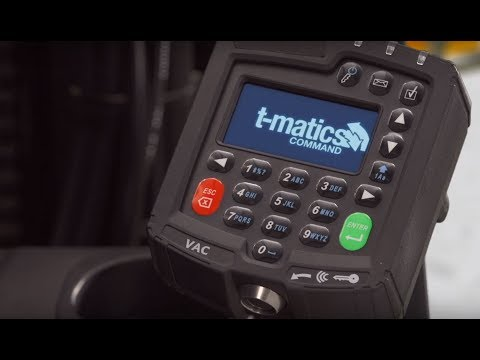 Toyota T-Matics Vehicle Management System | Toyota Forklifts