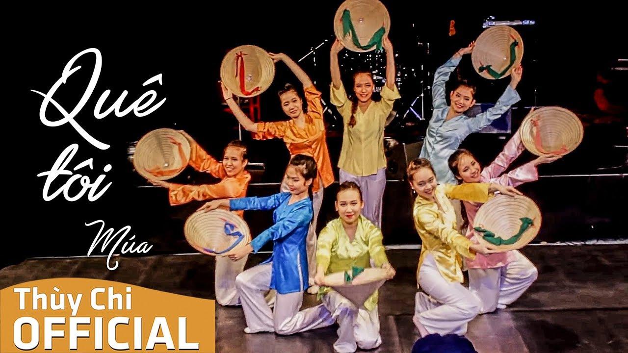 Quê Tôi | Múa Nón | Tự Hào Việt Nam