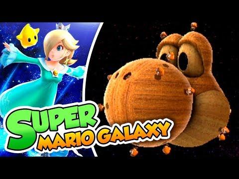¡Un yoshi de madera! - #06 - Super Mario Galaxy en Español (WiiU) DSimphony