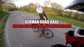 German Road Rage  #2  ICH GEB DIR GLEICH 50 AUF DEINE FRESSE!!!   [HD+60fps]