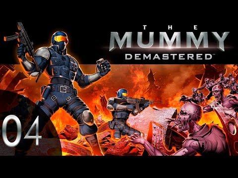 The Mummy Demastered - 04 -Conexión de zonas  - (PC-Gameplay)