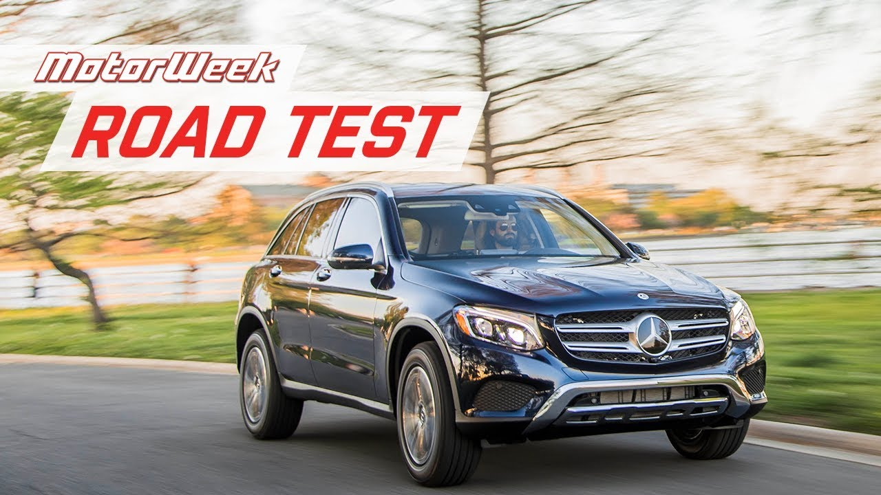 2018 Mercedes Benz Glc 350e Road Test
