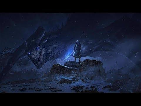 Битва между ледяным и огненным драконам  [Ise Dragon vs Fire Dragon]