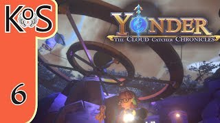 Yonder Ep 6: BON APPETITE! COOKING GUILD - Farming, Fishing, Crafting, Relaxing! - Let