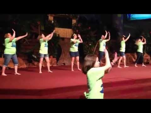 FBC Allen 2015 VBS Music Team - Journey Off the Map (Theme Song)